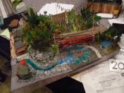 共立女子高等学校 地理歴史部 鉄道模型コンテスト2015