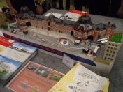 芝浦工業大学中学高等学校 鉄道研究部 鉄道模型コンテスト2015