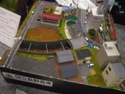 長野工業高等専門学校 旅・鉄道研究同好会 鉄道模型コンテスト2015