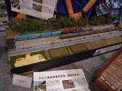 小山工業高等専門学校 模型同好会 鉄道模型コンテスト2015