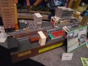 京都市立洛陽工業高等学校 鉄道研究部 鉄道模型コンテスト2015