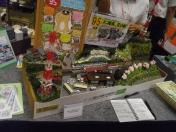 大阪女子短期大学高等学校 サブカルチャー研究部 鉄道模型コンテスト2015