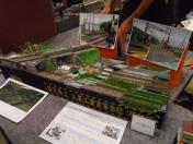 埼玉県立久喜工業高等学校 模型部 鉄道模型コンテスト2015
