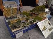 開智高等学校 鉄道研究会 鉄道模型コンテスト2015