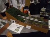 神戸市立科学技術高等学校 鉄道研究会 鉄道模型コンテスト2015