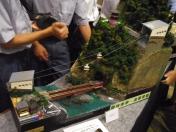 鶯谷中学・高等学校 地歴サークル 鉄道模型コンテスト2015