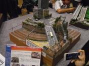 城北中学校・高等学校 鉄道研究部 鉄道模型コンテスト2015