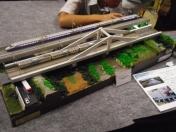 宮城県仙台第一高等学校 鉄道研究部 鉄道模型コンテスト2015