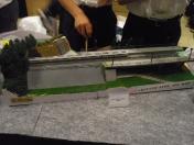 千葉日本大学第一高等学校 鉄道部 鉄道模型コンテスト2015