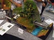 鹿児島情報高等学校 メカトロ部模型製作班 鉄道模型コンテスト2015
