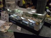 岩倉高等学校 鉄道模型部 鉄道模型コンテスト2015