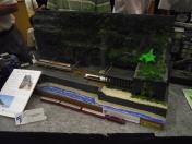 東京都立産業技術高等専門学校 鉄道総合研究会 鉄道模型コンテスト2015
