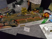 千葉英和高等学校 メカトロ倶楽部 鉄道模型コンテスト2015