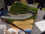 洛星高等学校 鉄道研究会 鉄道模型コンテスト2015