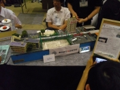 東京都立西高等学校 交通研究サークル 鉄道模型コンテスト2015