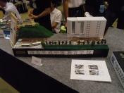 済美平成中等教育学校 鉄道模型有志 鉄道模型コンテスト2015
