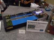 呉港高等学校 鉄道文化研究会 鉄道模型コンテスト2015