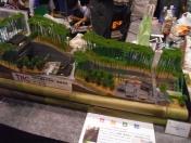 同志社香里中学校・高等学校 旅鉄部 鉄道模型コンテスト2015