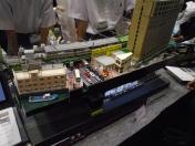 湘南工科大学附属高等学校 鉄道研究部 鉄道模型コンテスト2015