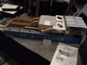 茨城県立土浦第一高等学校 鉄道研究部 鉄道模型コンテスト2015