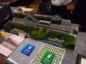 城北埼玉高等学校 鉄道研究部 鉄道模型コンテスト2015