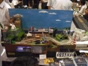 大阪府立佐野工科高等学校 電子工作部 鉄道模型コンテスト2015