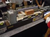 東京都立南大沢学園 鉄道研究部 鉄道模型コンテスト2015