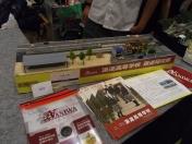 浪速高等学校 鉄道研究部 鉄道模型コンテスト2015