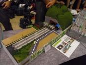 大阪府立岸和田高等学校 鉄道研究部 鉄道模型コンテスト2015