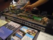 アレセイア湘南高等学校 鉄道研究部 鉄道模型コンテスト2015
