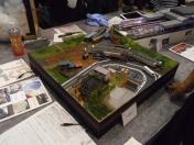 千葉県立東葛飾高等学校 鉄道研究部 鉄道模型コンテスト2015