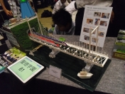 聖徳学園中学高等学校 鉄道研究部 鉄道模型コンテスト2015