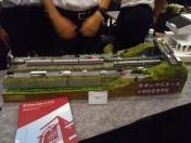 帝塚山学院泉ヶ丘高等学校 鉄道研究部 鉄道模型コンテスト2015