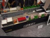 駒込学園 自然科学部 鉄道模型コンテスト2015