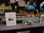 実践学園 鉄道研究同好会 鉄道模型コンテスト2015