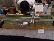 群馬県立高崎高等学校 鉄道研究部 鉄道模型コンテスト2015