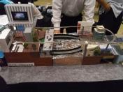 昭和第一学園高等学校 建築デザイン部 鉄道模型コンテスト2015