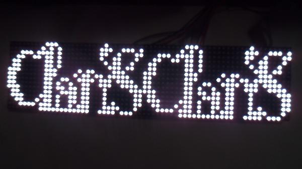 ClariS LED