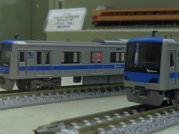 鉄道模型ショウ2015 小田急4000