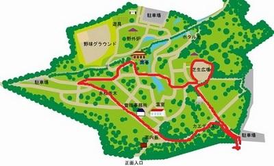 香雪園Map