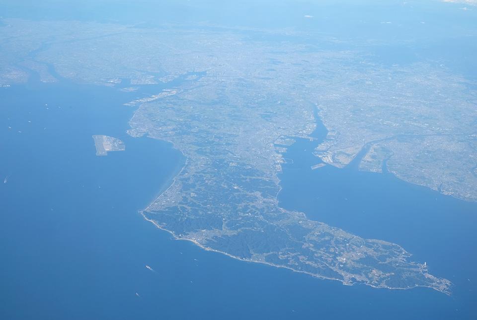 8675 知多半島とセントレア空港 960×645