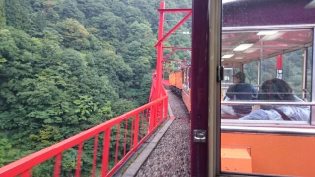 トロッコ列車01