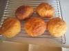 トマトバジルパン試作