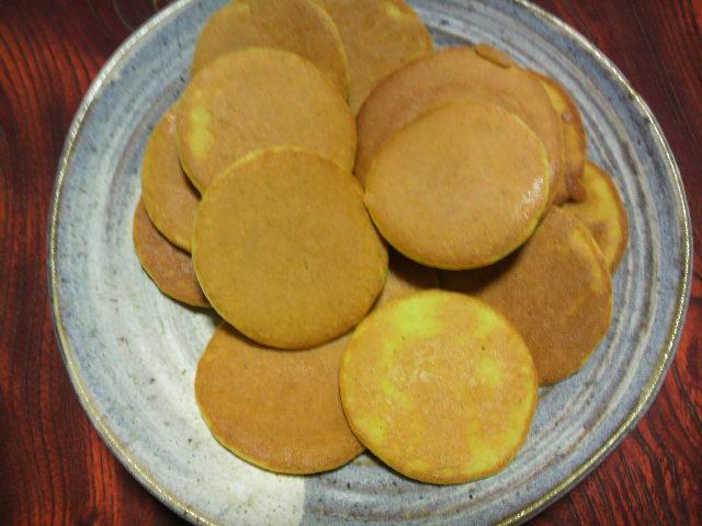 ミニドラ焼き(大豆粉)