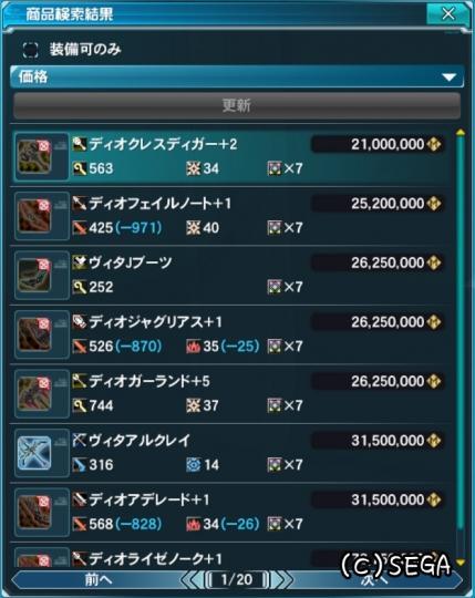 最安値21M!?