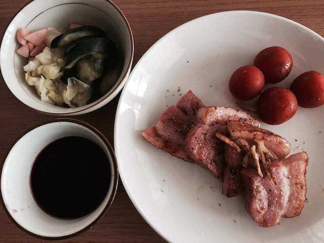 漬物&豚バラ