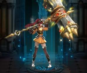 基本無料のブラウザ横スクロールアクションゲーム 『ブレイドラッシュ』 ボックスガチャに「栄光の武装」「高貴な雷象」を追加