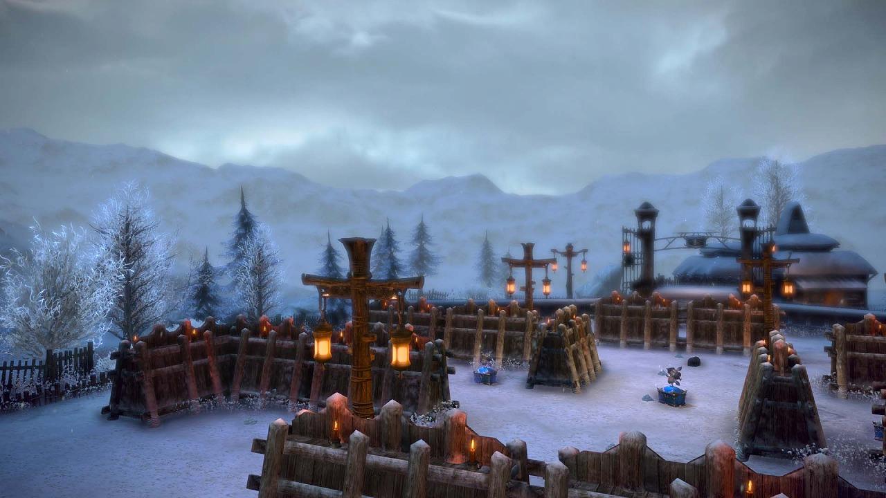 基本無料の人気ファンタジーMMORPG『TERA(テラ)』 新たなストーリーを追加する新チュートリアルエリアの登場!!アップデート「ティアラニア」を実装