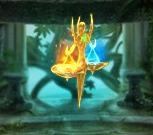基本プレイ無料のブラウザ空中コンボアクションゲーム『ブレイドラッシュ』 引換券付きガチャに新SS級妖精「ライブラ」登場だ!!