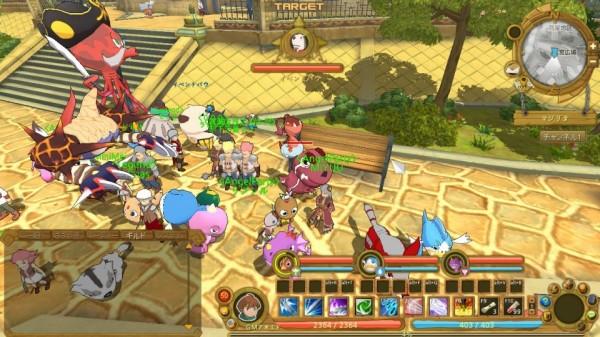 基本プレイ無料の新作ブラウザ育成RPG『ミックスマスター2』 毎日アイテムを支給される「ログインイベント」を開催
